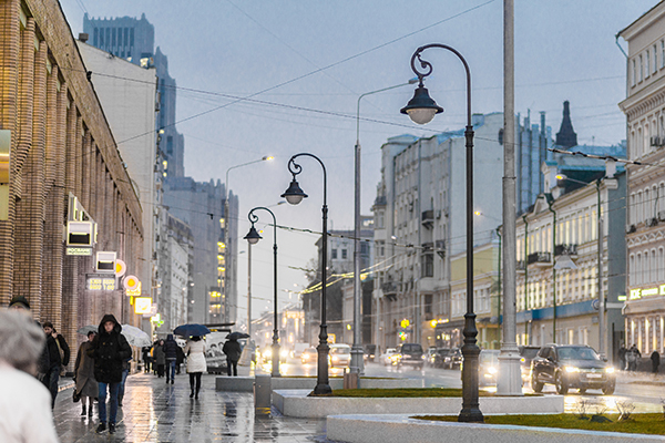 """Energy-efficient evening Kyiv"" project"